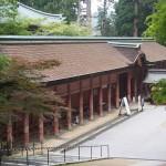 延暦寺 根本中堂(修復前)