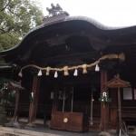 向日神社 本殿
