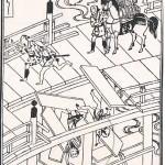 1662年 寛文近江若狭地震 五条大橋