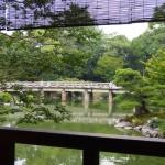 京都御苑 拾翠亭 7月28日