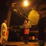 妙顕寺 除夜の鐘