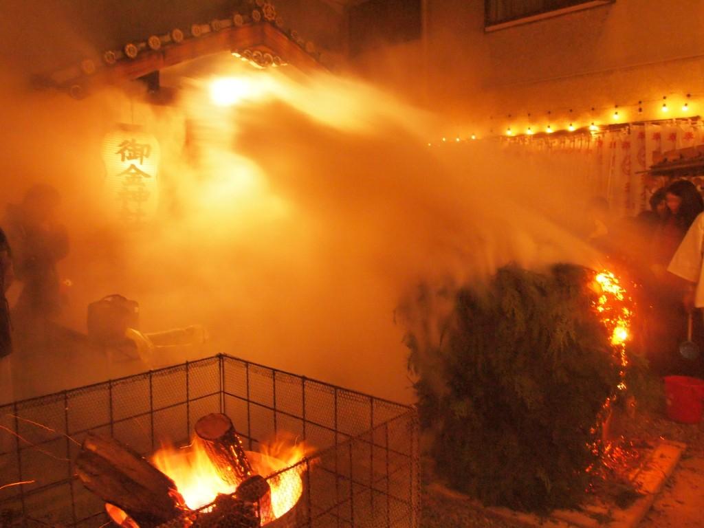 御金神社の節分祭   京都旅屋 ~気象予報士の観光ガイド・京都散策~