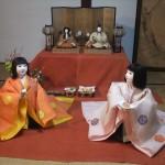 宝鏡寺 人形展