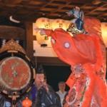 藤森神社 舞楽 蘭陵王