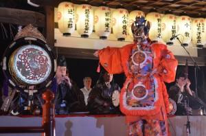 藤森神社 舞楽