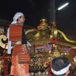鞍馬の火祭 神輿