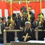 亀岡祭 難波山