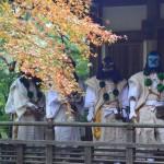 愛宕念仏寺 天狗の宴