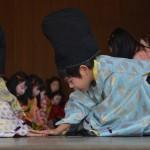 八坂神社 かるた始め式