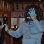 吉田神社の節分祭 追儺式
