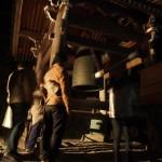 二尊院 除夜の鐘