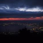 比叡山からの夜景