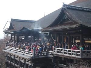 清水寺 初詣