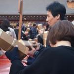 伏見稲荷大社 初詣 おみくじ