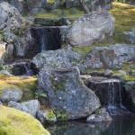 三宝院 三段の滝