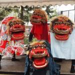 新京極 獅子舞 1月