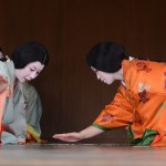 八坂神社 かるた始め 1月