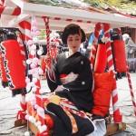 恵美寿神社 宝恵かご