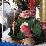八坂神社 祇園蛭子船巡行 1月