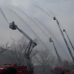 京都市消防出初め式 1月