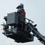 京都市消防出初式 はしご車