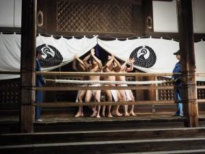 法界寺 裸踊り