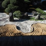 東福寺 霊雲院 臥雲の庭