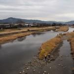 賀茂川 御薗橋から