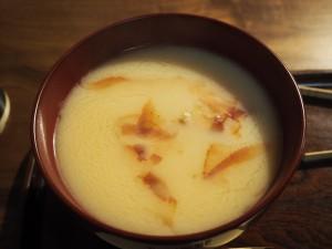 中村軒の白味噌御お雑煮