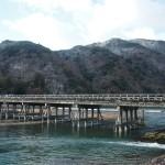 嵐山 1月