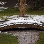 野宮神社 雪景色