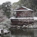京都御苑 拾翠亭