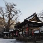 大将軍神社 1月