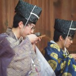 梨木神社 元服式