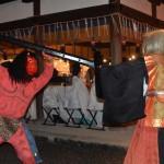 吉田神社 追儺(ついな)式 2月