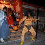 吉田神社の鬼