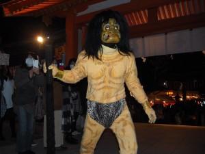 吉田神社 節分