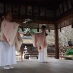 平野神社 節分祭