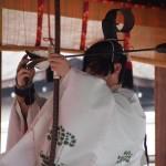 下鴨神社 節分祭 蟇目式