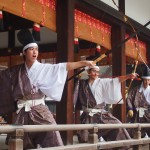 下鴨神社 節分祭 2月