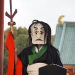 平安神宮 方相氏 2月