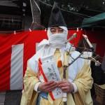 須賀神社 懸想文 2月