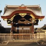 京都御所 建春門