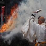 上徳寺 世継地蔵尊大祭 2月
