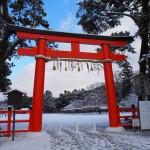 上賀茂神社 2月