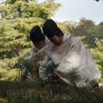 上賀茂神社 燃灯祭 2月