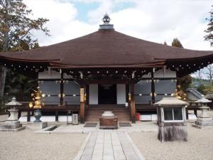 仁和寺 御影堂