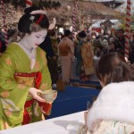 北野天満宮 梅花祭 2月