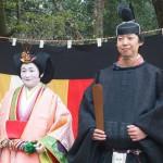 下鴨神社 ひな祭り 3月
