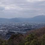 大岩山の展望台